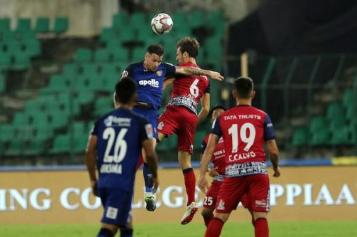 Chennaiyin held Jamshedpur to a 0-0 draw