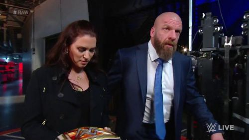 Ronda Rousey abandoned her WWE RAW Women's Championship