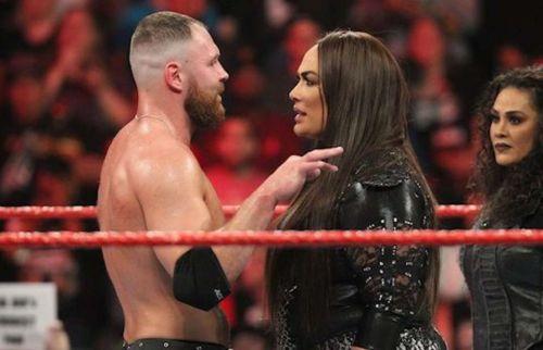 Dean Ambrose vs Nia Jax could reportedly still happen in the future