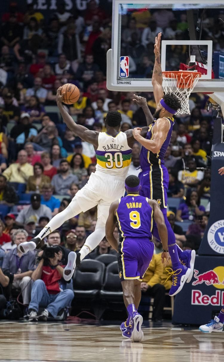 The Lakers are digging themselves a hole and might miss out on playoffs. Credits: The Advocate