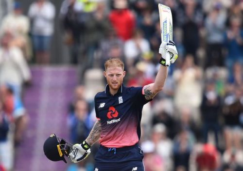 Stokes' all-round skills add stability to the team