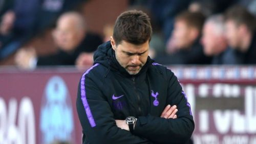 Pochettino's side missed an opportunity to cut the gap to the top of the Premier League table against Burnley on Saturday.