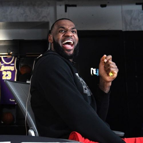 LeBron James' wish to bag Anthony Davis in LA is something well-known.