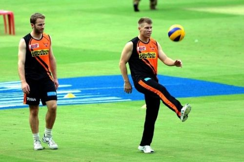 Warner or Williamson? The SRH management will have a decision to make on the captaincy