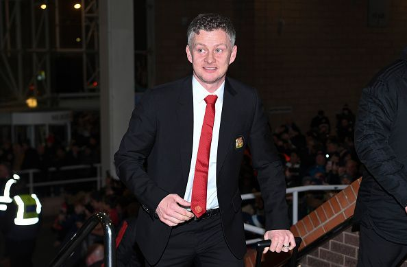 Ole Gunnar Solskjaer might have settled on his best XI for Manchester United