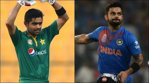 Babar Azam rules out comparison with Kohli