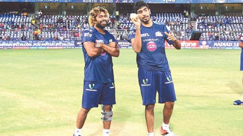 Lasith Malinga And Bumra