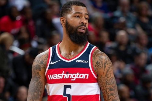 Markieff Morris fits in a bench role with the Thunder