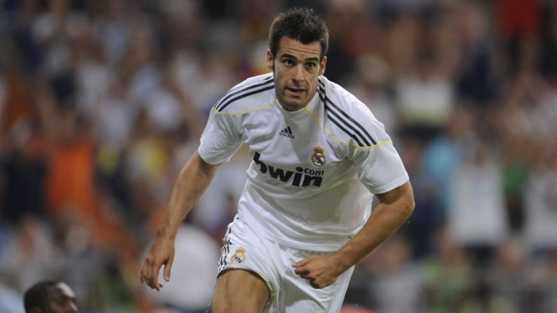 Negredo did not represent the senior team in a competitive fixture