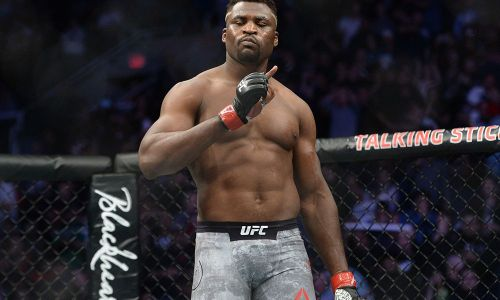 Could Francis Ngannou gain a title shot from last night's win?