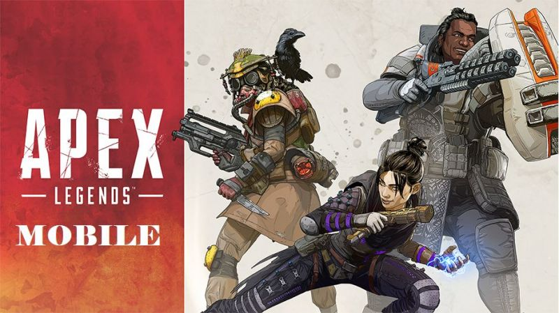 Apex Legends Mobile Version Confirmed by EA, Release Date