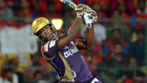 Andre Russell blasted the RCB bowling attack and helped his team win the match