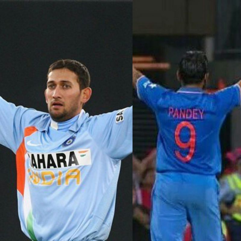 low priced a268c ebddd Page 5 - Identical jersey numbers of Indian National Cricket ...