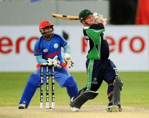 ICC World Twenty20 Qualifier: Final - Ireland v Afghanistan