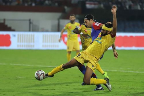 The Blasters produced a spirit performance against Bengaluru FC (Image Courtesy: ISL)