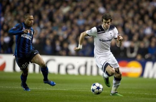 Gareth Bale was unstoppable against Inter