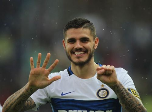 Mauro Icardi Seems A Logical Option To Replace The Ageing Suarez