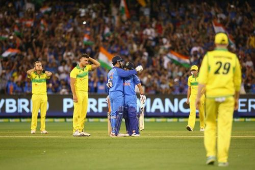India will look to continue their impressive form ahead of the World Cup