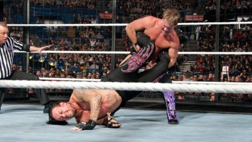 Y2J toppled The Undertaker to win the World Championship in 2010.