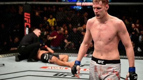 Alexander Volkov has become a title contender in the UFC since moving there in 2016
