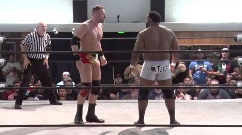 Both men have faced off several times in the past for different promotions