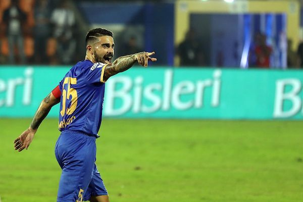 Mumbai City FC are close to securing a playoff spot (Image Courtesy: ISL)