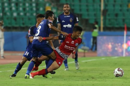 Jamshedpur's attack had no answers on how to score a goal