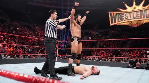 McIntyre destroyed Dean Ambrose last week!