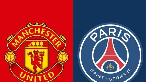 Manchester United vs PSG