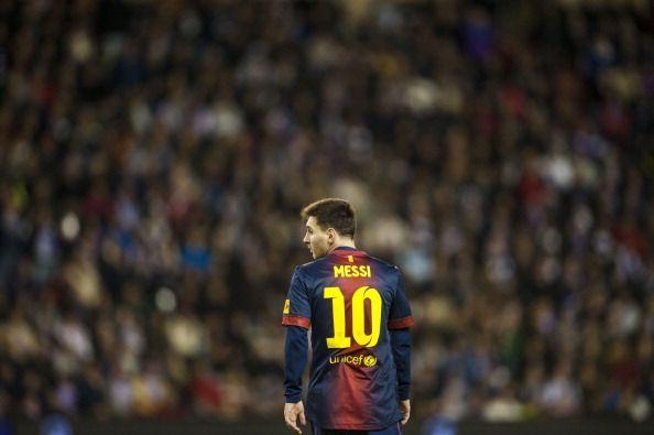 In 2012 Messi broke Gerd Muller