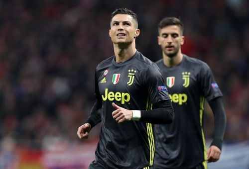 Cristiano Ronaldo is the top scorer in Serie A with 19 goals