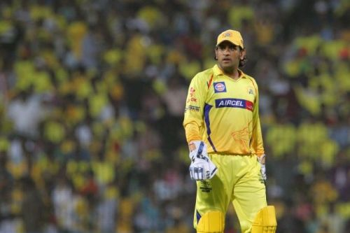 Dhoni has been a cult figure in IPL
