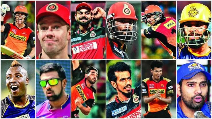 Ipl Series Players