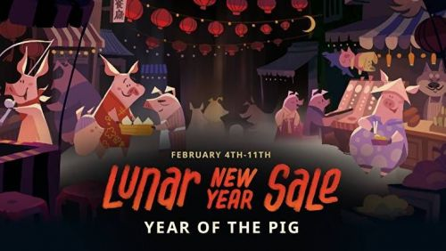 Image result for steam lunar sale