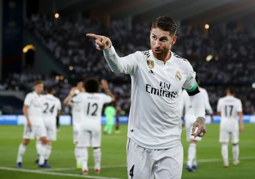 Sergio Ramos could have another galactico to captain at the end of the season