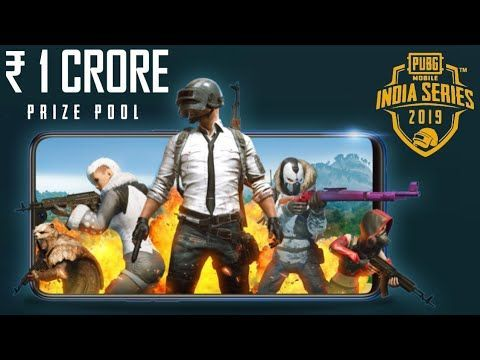 The PUBG Mobile India Series 2019 has a price pool of ₹1 crore.