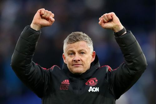 Ole Gunnar Solskjaer - Manchester United's interim manager