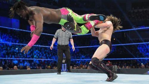 Kofi and Bryan produced a great matchup