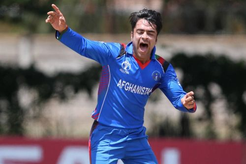 Rashid Khan has been an outstanding performer for the Afghanistan team