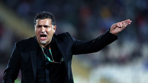 Ali Daei even coached the Iran national team for one year
