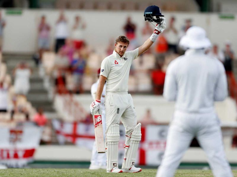 Joe Root 16th Test hounder in West Indies