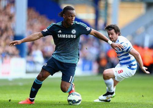 Queens Park Rangers v Chelsea - Premier League