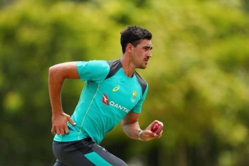 Mitchell Starc has confirmed that he will play no part in the India series