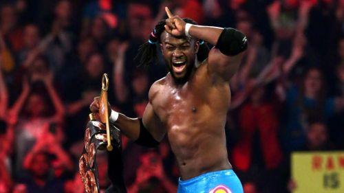 WWE's workhorse
