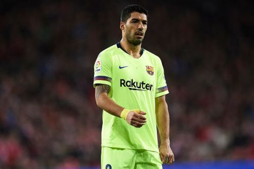 Suarez could be off to United