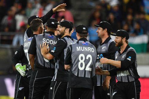 Newzealand Cricket Team