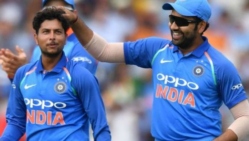 Rohit and Kuldeep are integral part of the Indian ODI team