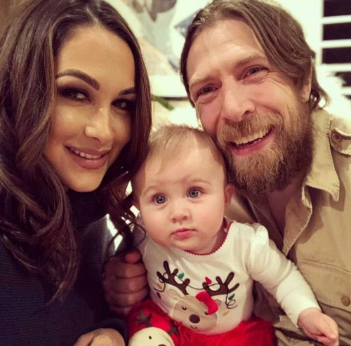 daniel bryan and bree bella