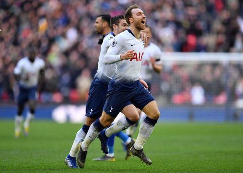 Christian Eriksen, Tottenham's most indispensable player