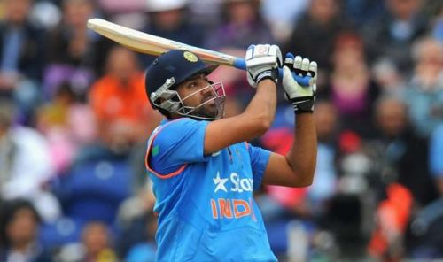 Rohit Sharma becomes the first Indian to smash 100 sixes in T20I